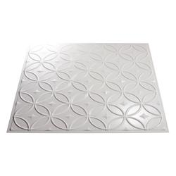FASADE Rings - 2' x 2' PVC Lay-In Ceiling Tile