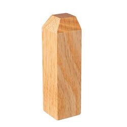 """Evoba 3"""" Oak Ceiling Grid Corner Medallion"""