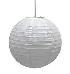 Patriot Lighting Rice Paper Swag Pendant Light