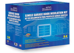 Ado Products Single Garage Door Insulation Kit
