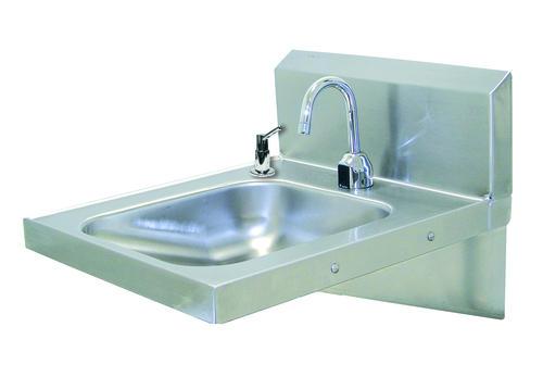 Advance Tabco Hand Sink Ada Compliant Soap Dispenser Hands