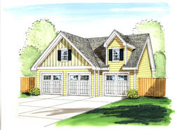 McGowen - Building Plans Only