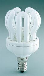 11W Soft White CFL Candelabra Base Light Bulb