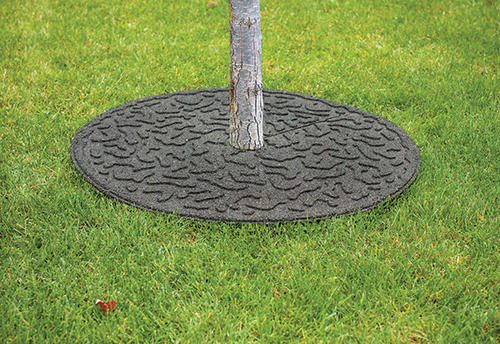 how to build a tree ring with pavers