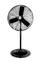 Air King 9125 1/4 HP Industrial Grade Oscillating Pedestal Fan, 24-Inch