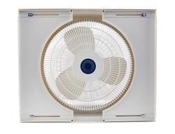 Air King 9155 Storm Guard Window Fan, 16-Inch