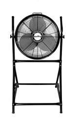 Air King 9219 Industrial Grade High Velocity Roll-About Stand with Fan, 18-Inch