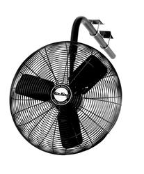 Air King 9625 1/4 HP Industrial Grade Oscillating I-Beam Mount Fan, 24-Inch