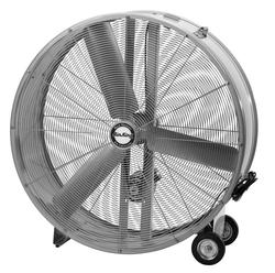 Air King 9942D Industrial Grade Belt Driven Drum Fan, 42-Inch