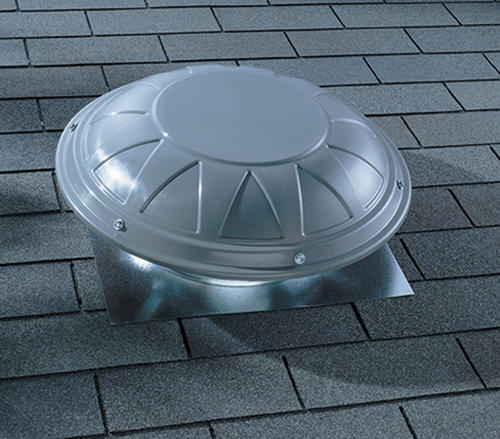 Big Roof Ventilator : Roof mounted attic ventilator cfm at menards