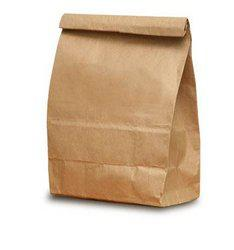 Paper Lunch Bags - 50 Count