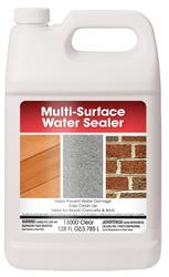 Multi-Surface Clear Water Sealer - 1 gal.
