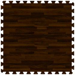 Groovy Mats Comfortable Wood Grain Mats 2' x 2'