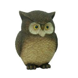 """12""""  Real Look Owl  MGO"""