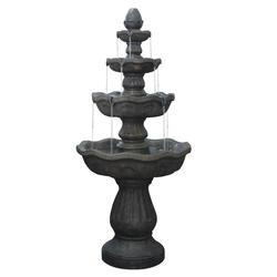 "62"" 4-Tier Fountain"