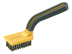 Soft Grip Wide Stainless Stripper Brush