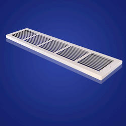 "30"" x 6"" Baseboard Grille"