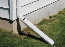 Dripper Flipper Downspout Extension