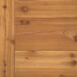 American Pacific 4' x 8' Western Red Cedar Panel