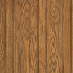 "American Pacific 32"" x 48"" Highland Oak 2"" Beaded Wainscot Panel"