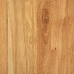 "American Pacific 32"" x 48"" Natural Birch 2"" Beaded Wainscot Panel"