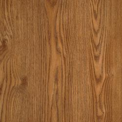 "American Pacific 32"" x 48"" Highland Oak Library Wainscot Panel"