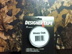 "American Pacific 1"" x 25' Mossy Oak Seam Tape"