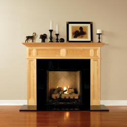 Concord American Series Wood Mantel