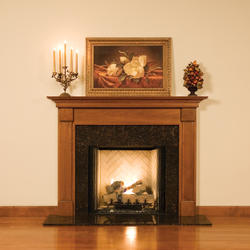 Fransiscan American Series Wood Mantel