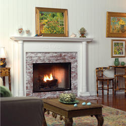 Georgian Premium Series Wood Mantel