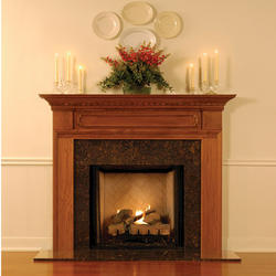 Hampton American Series Wood Mantel