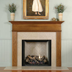 Kingston Pro Series Wood Mantel