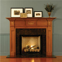 St. Simon American Series Wood Mantel