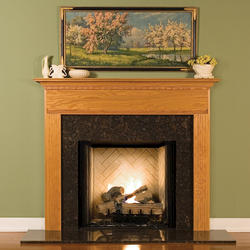 Waynesboro Pro Series Wood Mantel