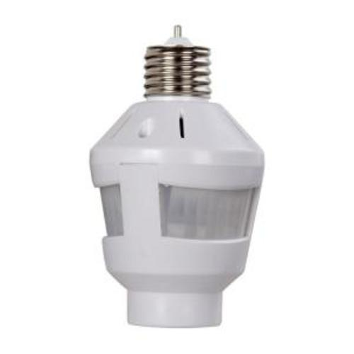 White Indoor 360 Degree Motion Activated Light Control At Menards