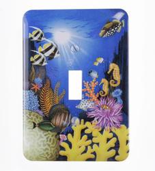 Fish Toggle Wallplate