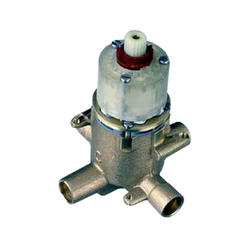 "Pressure Balance"" Wall Rough Valve Body w/Stops"