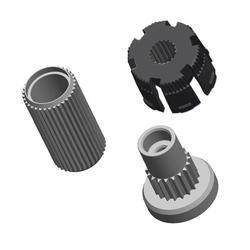 2-Handle Kitchen/Bath and 2/3-Handle Tub/Shower Adapters