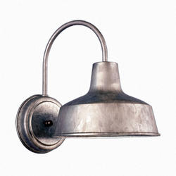 "10"" Round x 13"" High Wall Sconce"