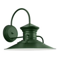 """12"""" Round x 13"""" High Wall Sconce"""
