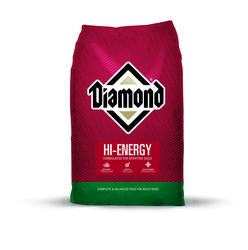Diamond Hi-Energy Sporting Dog Food - 50 lb