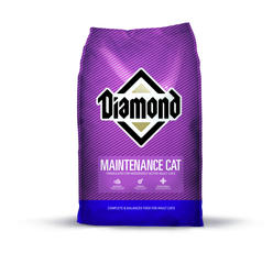Diamond Maintenance Cat Food - 40 lb