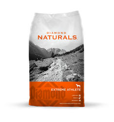 Diamond Naturals Extreme Athlete Dog Food - 40 lb