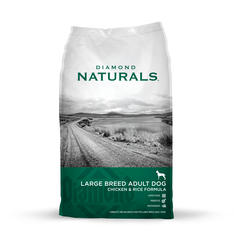 Diamond Naturals Large Breed 60+ Dog Food - 40 lb