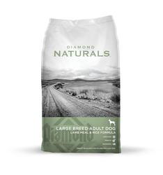 Diamond Naturals Lamb Meal & Rice Large Breed Dog Food - 40 lb