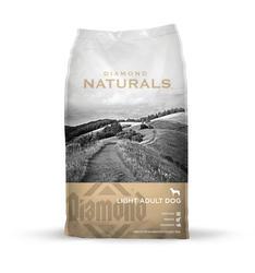 Diamond Naturals Lite Lamb Meal & Rice Dog Food - 30 lb