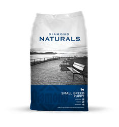 Diamond Naturals Small Breed Puppy Food - 40 lb