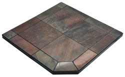 "Premium Hearth Products 54"" x 54"" Corner Hearth Pad"