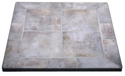 "Premium Hearth Products 54"" x 54"" Square Hearth Pad"