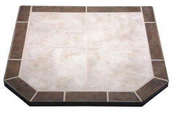 "Premium Hearth Products 36"" x 36"" Standard Hearth Pad"